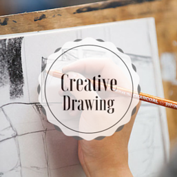 CreativeDrawingTitleSquare