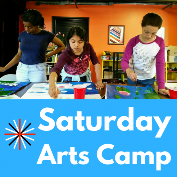 Saturday Arts Camp