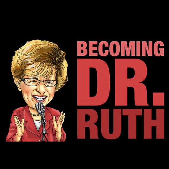 Becoming Dr.Ruth Square