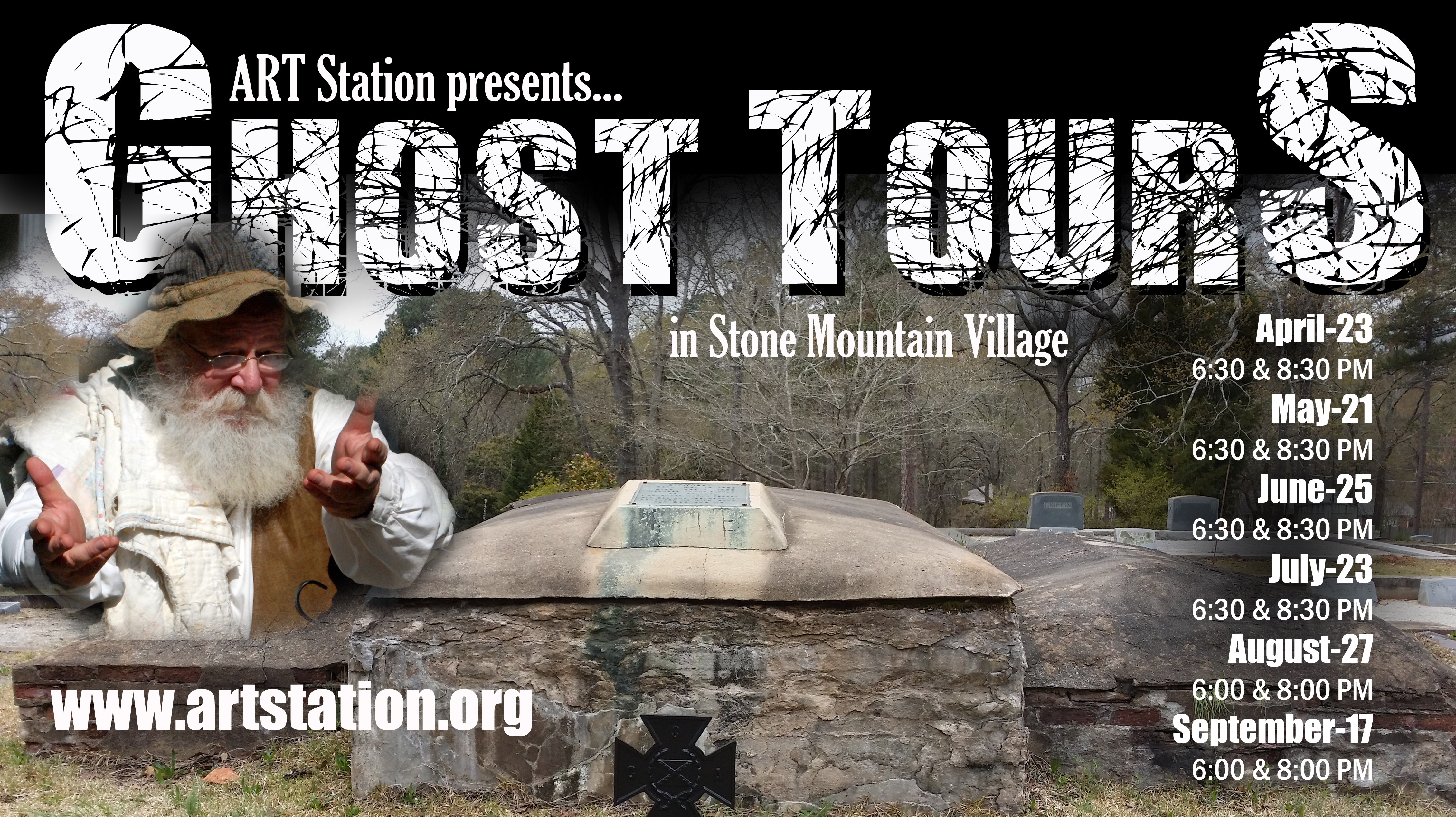 Ghost Tours w Hirt2016
