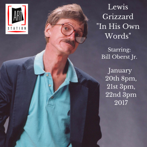 Lewis Grizzard%22In His Own Words%22 Square Updated Dates and Times 3