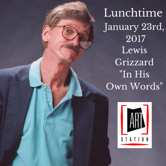 Lewis Grizzard Lunchtime 12x12