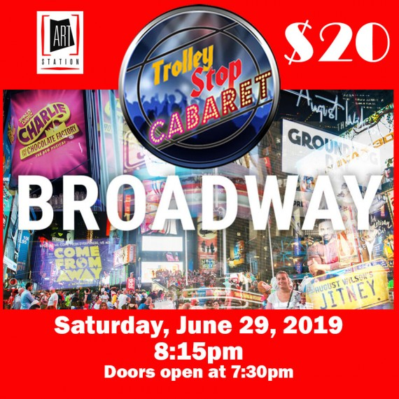 Square for Cabaret broadway2019